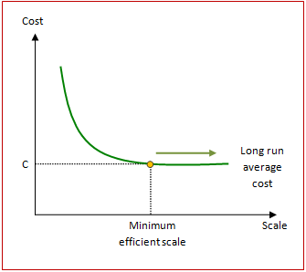 Economies Of Scale Business Strategy